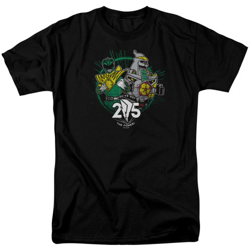 Image for Mighty Morphin Power Rangers T-Shirt - Green 25