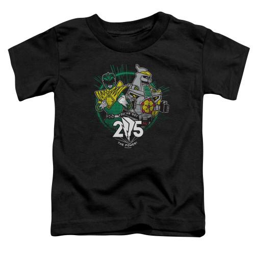 Image for Power Rangers Toddler T-Shirt - Green 25