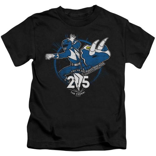 Image for Power Rangers Kids T-Shirt - Blue 25