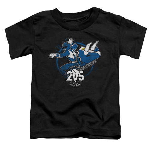 Image for Power Rangers Toddler T-Shirt - Blue 25