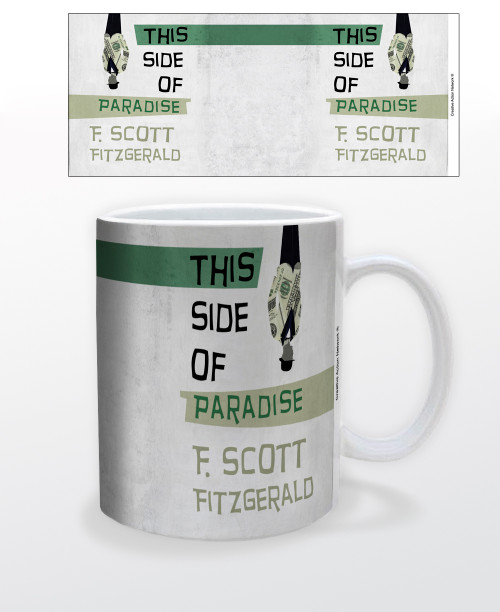 Image for F. Scott Fitzerald This Side of Paradise Coffee Mug