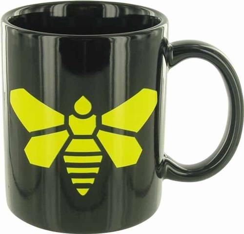Image for Breaking Bad Coffee Mug - Yellow Moth Logo