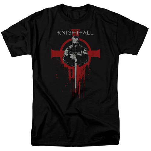 Image for Knightfall T-Shirt - Landry Sword