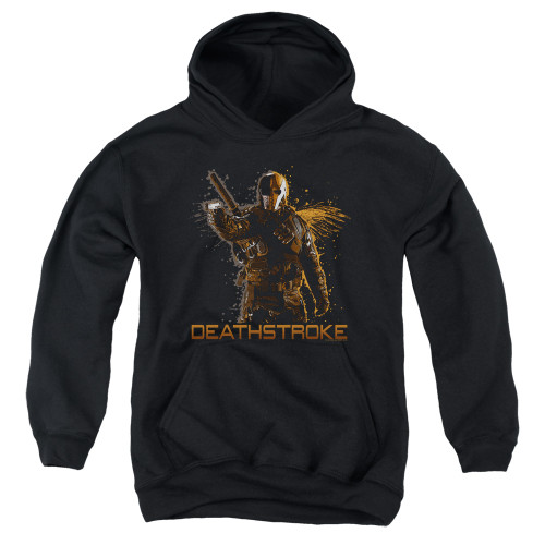 Image for Arrow Youth Hoodie - Deathstroke