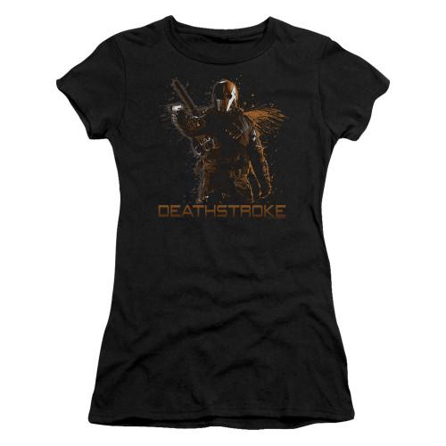 Image for Arrow Girls T-Shirt - Deathstroke