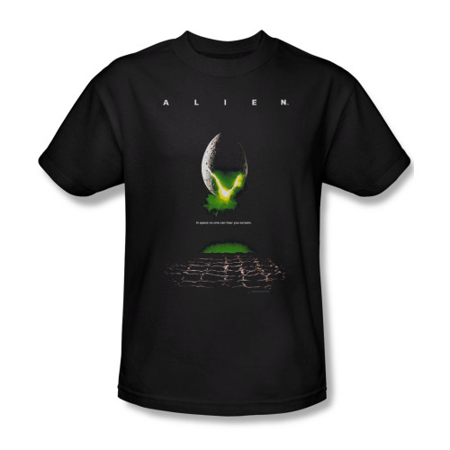 Image for Alien T-Shirt - Movie Poster
