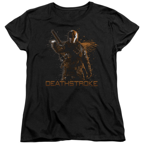 Image for Arrow Woman's T-Shirt - Deathstroke