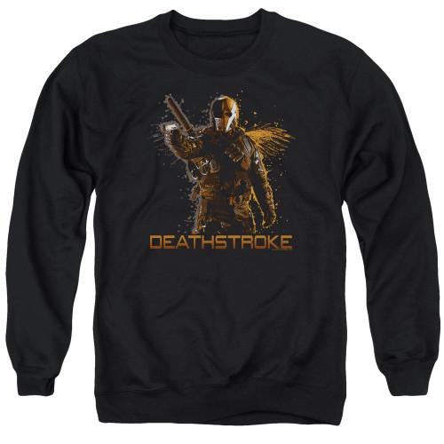 Image for Arrow Crewneck - Deathstroke