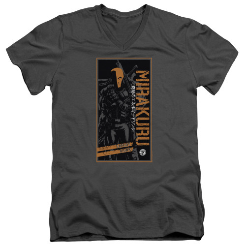 Image for Arrow V-Neck T-Shirt - Mirakura Energy Drink