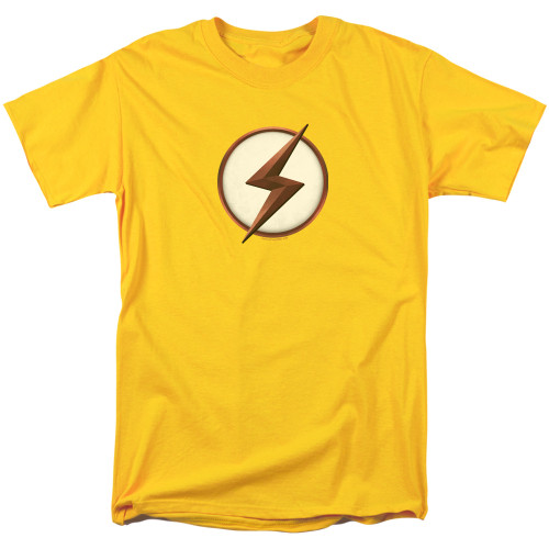 Image for The Flash TV T-Shirt - Kid Flash Logo