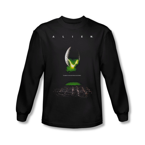 Image for Alien Long Sleeve Shirt - Movie Poster