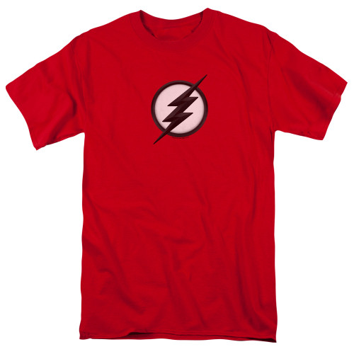 Image for The Flash TV T-Shirt - Jesse Quick Logo