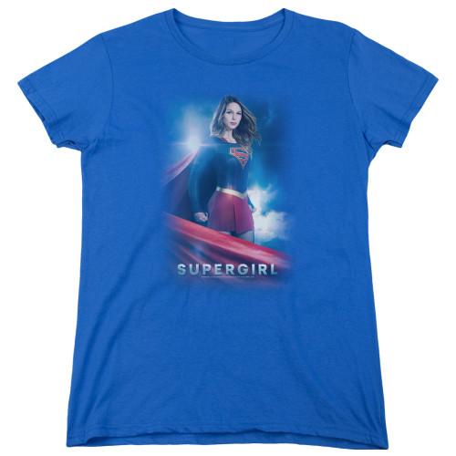 Image for Supergirl Woman's T-Shirt - Kara Zor-El