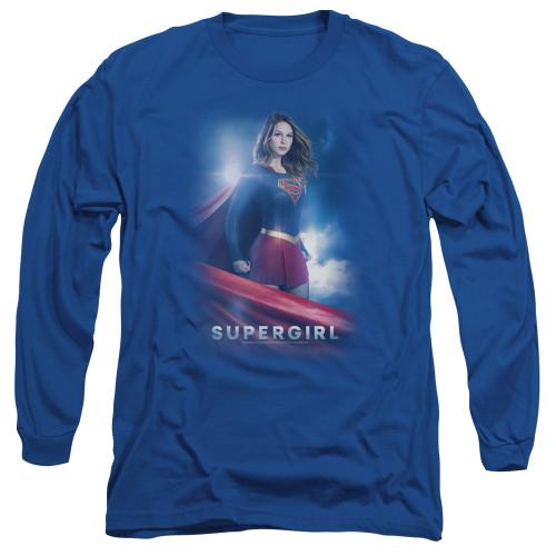 Image for Supergirl Long Sleeve T-Shirt - Kara Zor-El