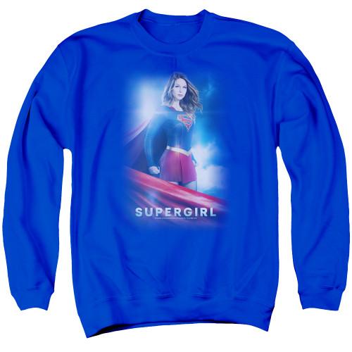 Image for Supergirl Crewneck - Kara Zor-El