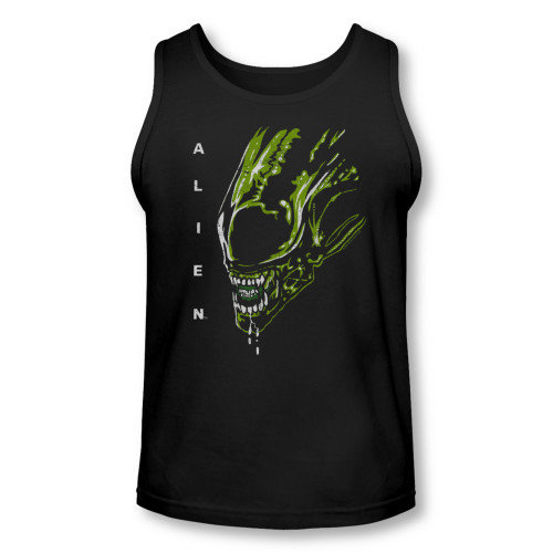 Image for Alien Tank Top - Acid Drool