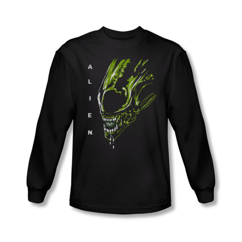 Image for Alien Long Sleeve T-Shirt - Acid Drool
