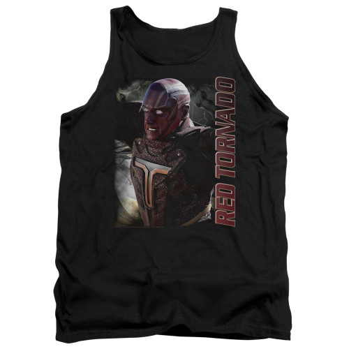 Image for Supergirl Tank Top - Red Tornado