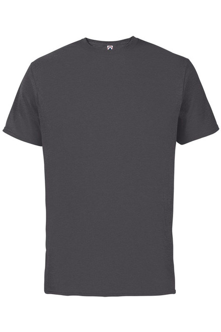 Image for Plain Charcoal Heather T-Shirt