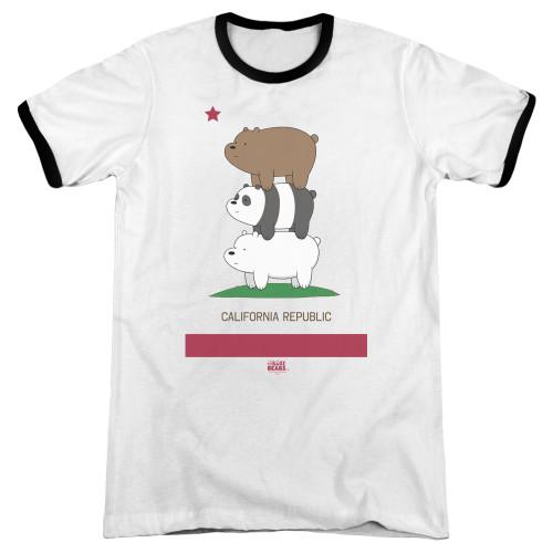 Image for We Bare Bears Ringer - Cali Stack