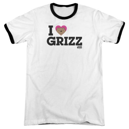 Image for We Bare Bears Ringer - I Heart Grizz