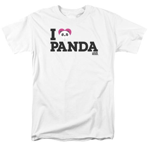Image for We Bare Bears T-Shirt - I Heart Panda