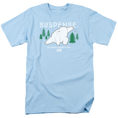 Image for We Bare Bears T-Shirt - Suspense