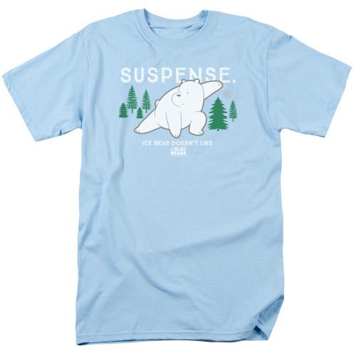 Image for We Bare Bears T-Shirt - Suspense