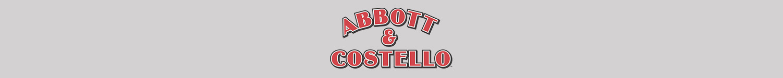 Abbott & Costello T-Shirts