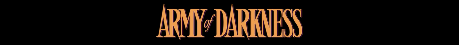 Army of Darkness T-Shirts