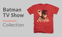 Batman TV Show T-Shirts