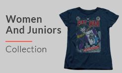 Batman Women and Juniors T Shirts