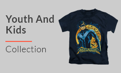 Batman Youth and Kids T-Shirts