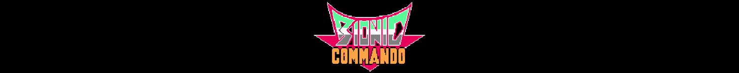 Bionic Commando T-Shirts