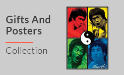 Bruce Lee Posters and Gifts