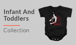Bruce Lee Toddler and Infant Tees