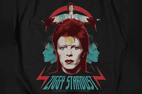 David Bowie Shirts