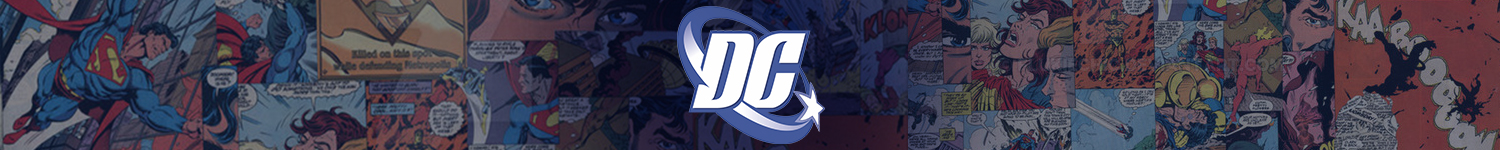 Banner image for the DC Comics T-Shirt category
