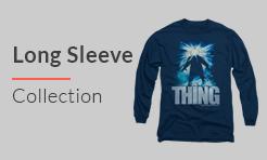 horror movie Long Sleeve t-shirt