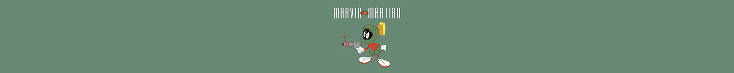 Marvin the Martian T-Shirts
