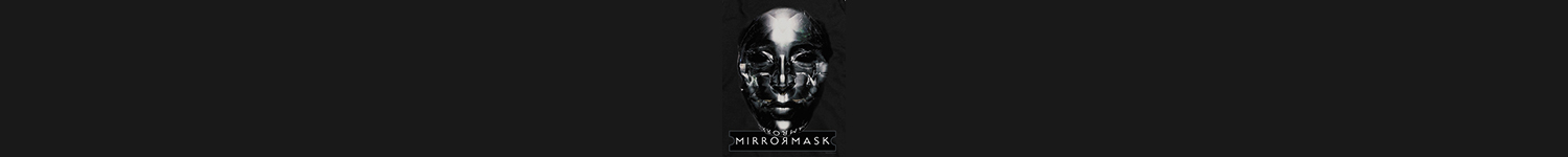 Mirrormask Youth and Kids T-Shirts