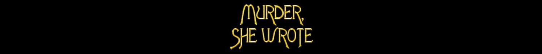 Murder She Wrote T-Shirts