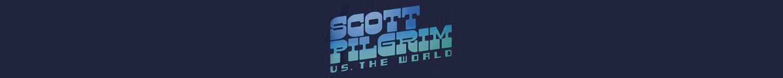 cott Pilgrim vs The World T-Shirts