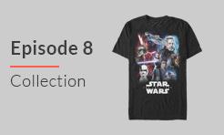 Star Wars Episode 8 t-shirt