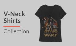 Star Wars V-Neck Shirts