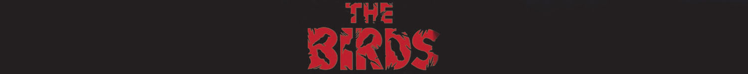 The Birds T-Shirts