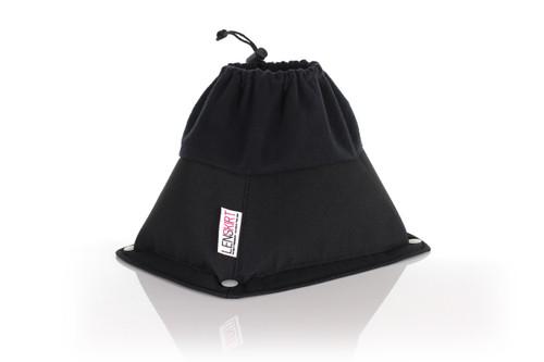LENSKIRT anti-glare lens hood for all of your non-reflective needs.