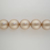 Swarovski Crystal Pearls are the perfect replica of genuine pearls. A crystal core is covered with a pearlescent coating providing a flawless, silky smooth surface, bestows a refined sophistication to all designs.