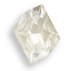 (This is a picture of the Effect Crystal Silver Shade - not of the shape of the style)