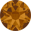 Swarovski 2088 20ss Xirius Flatback Crystal Copper (144 pieces)